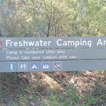 Welcome to Freshwater Camping Area