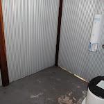 Inside the loo