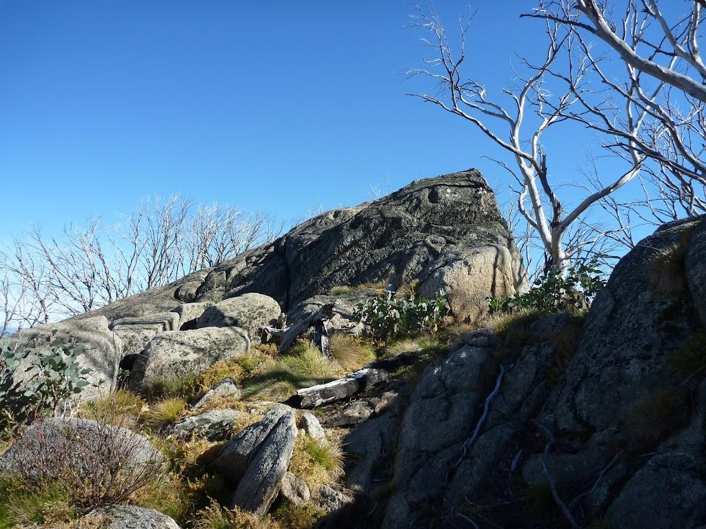 Boulders at Bobs Ridge