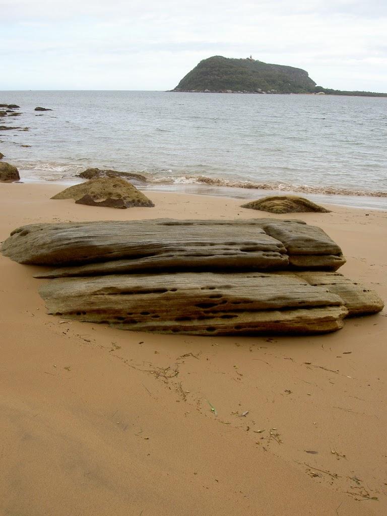 Barrenjoey Headland from West Head Beach