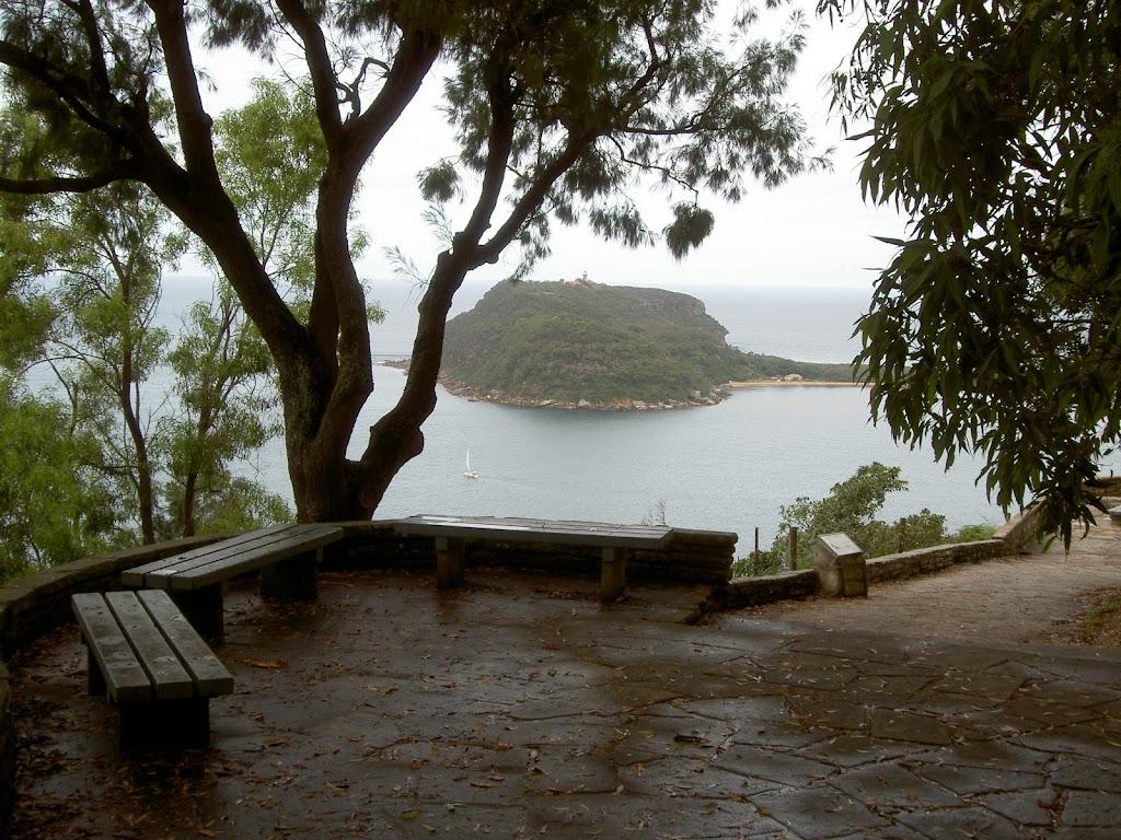 Barrenjoey Headland from West Head Lookout