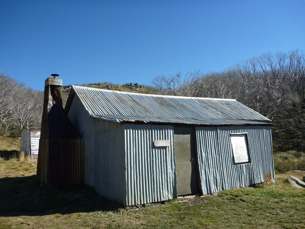 White Rivers Hut