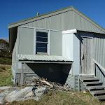 Entrance to Schlink Hut (286914)