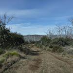 Walking along Round Mountain Trail (289277)