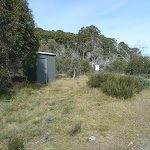 Toilet near Car park