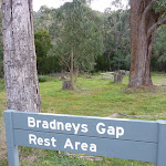 Welcome to Bradneys Gap Camping area