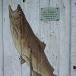 Front door of Keebles Hut (292234)