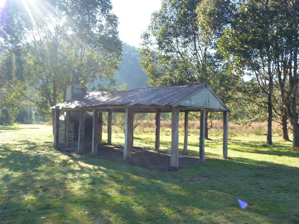 Tyrrell's Hut