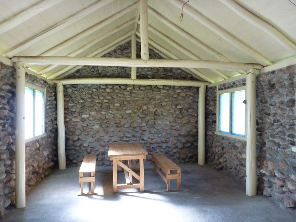 Inside the Old Geehi Hut