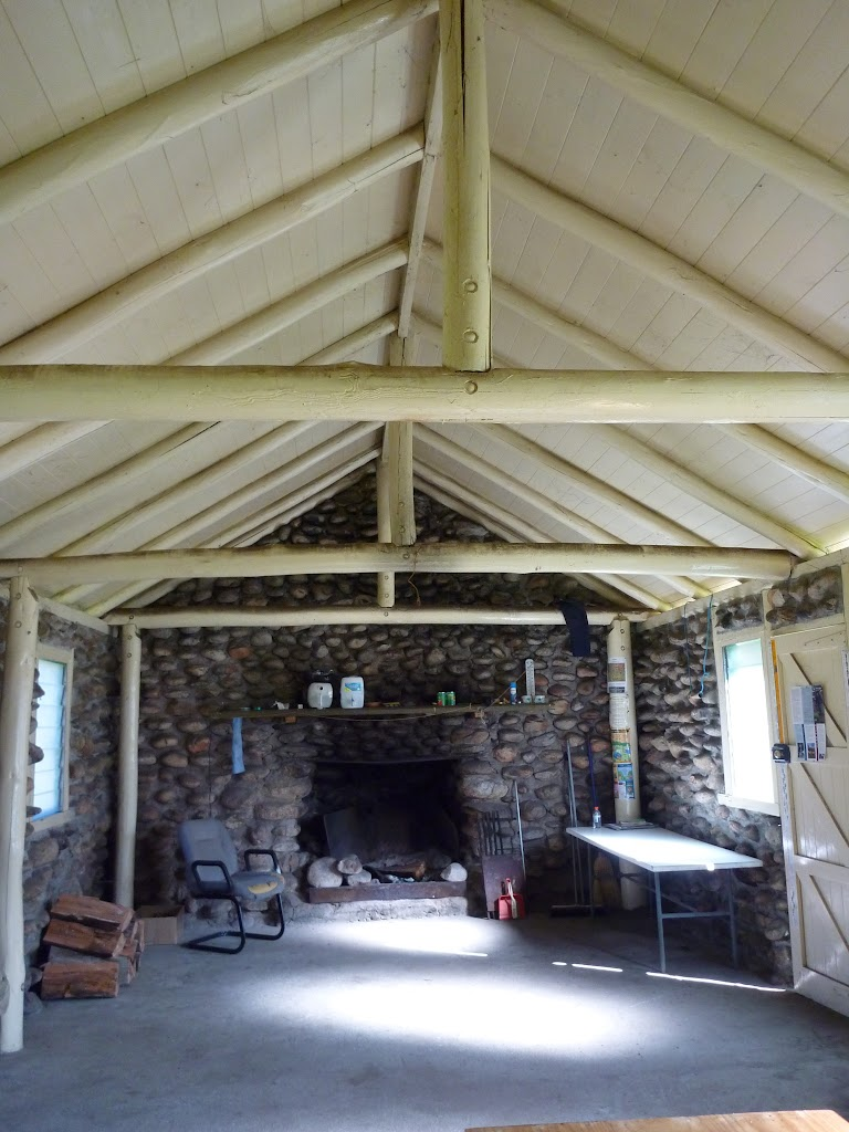 Inside Old Geehi Hut