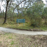 Int of Bullocks Walking and car park tracks (294965)
