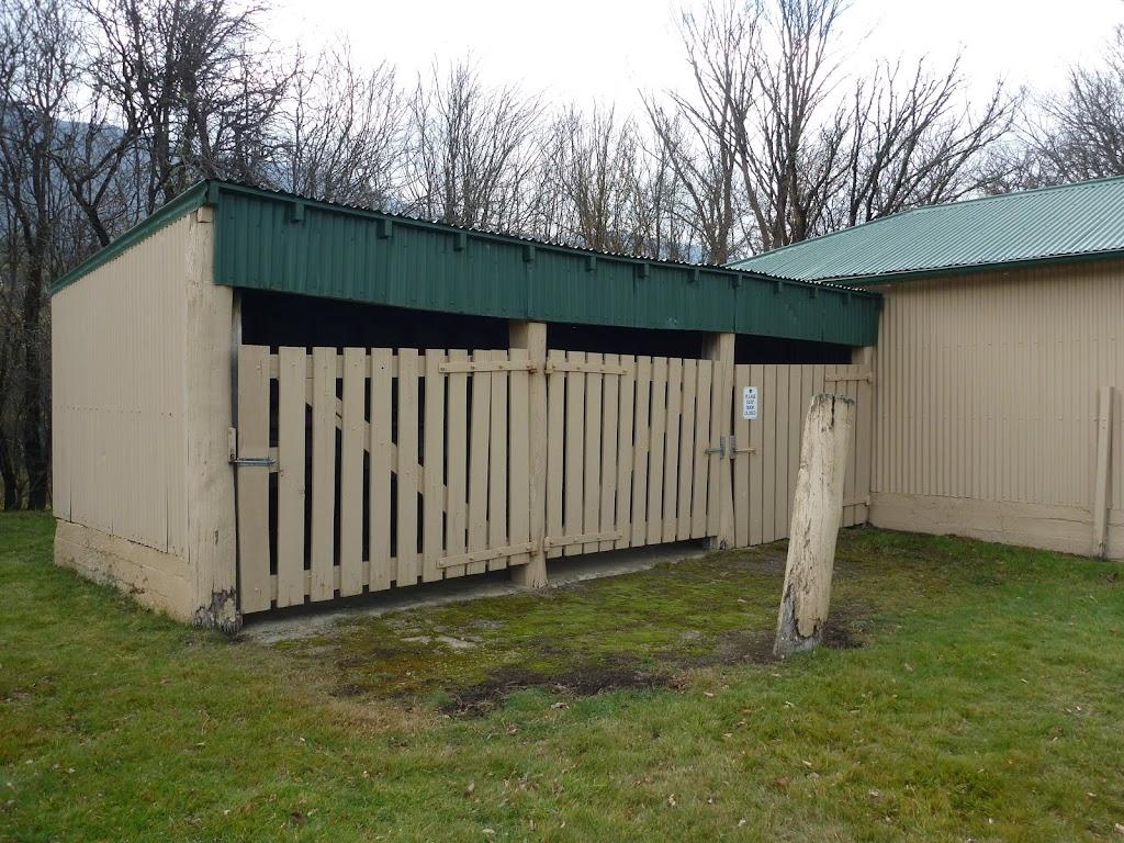 Stable at Bullocks Hut