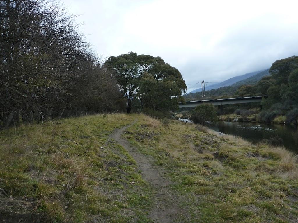 Riverside Track
