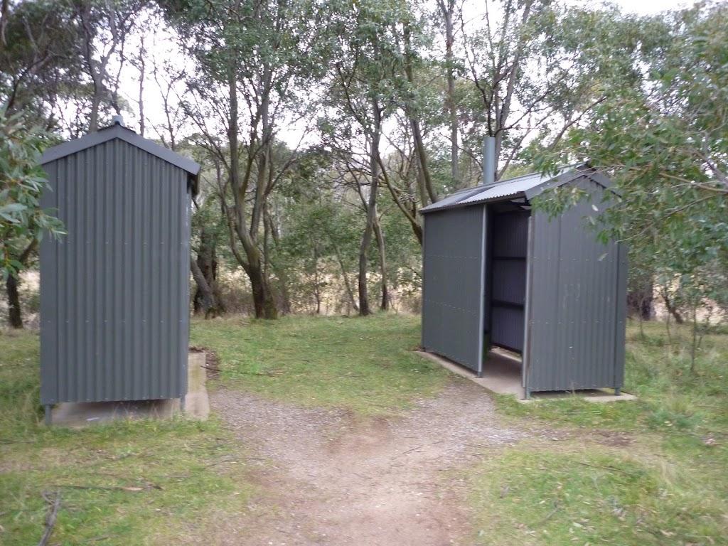 Toilets at Threbo Diggings