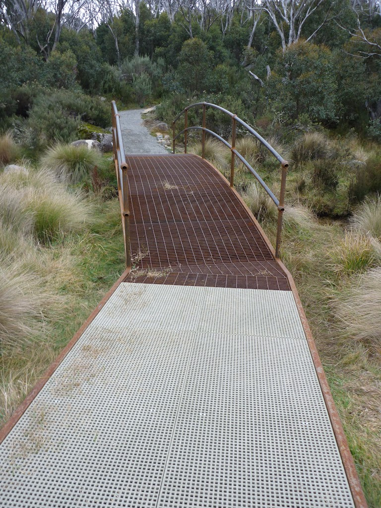 Small bridge on Bullocks Track near Thredbo Diggings