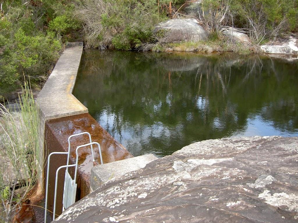 The Basin Dam