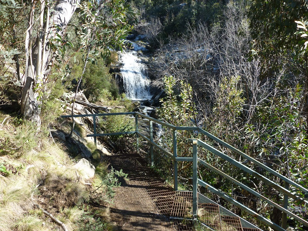 Sawpit Creek upper waterfall lookout