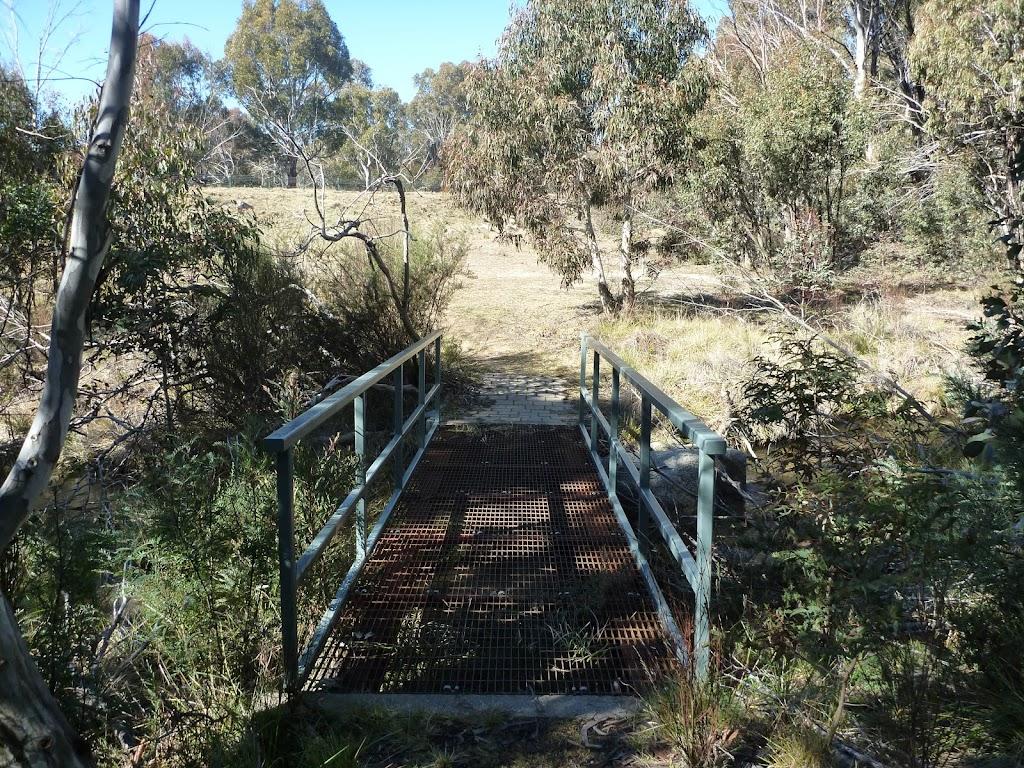 Crossing Sawpit Creek