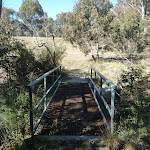 Crossing Sawpit Creek (298283)