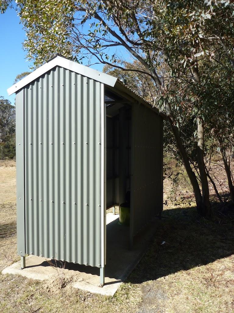Toilet at Sawpit Picnic area