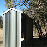 Toilet at Sawpit Picnic area (298316)