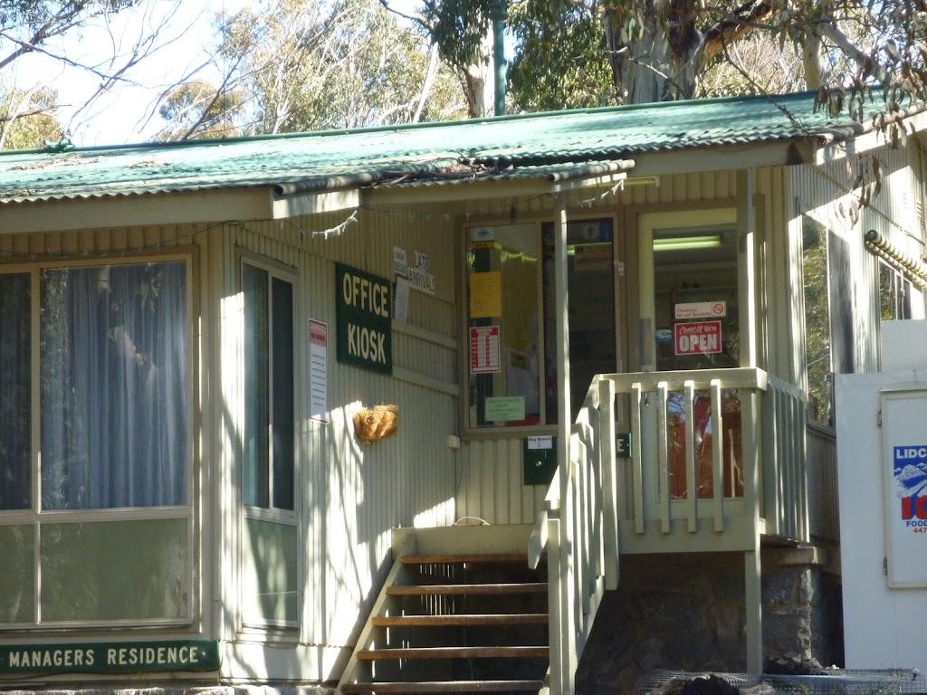 Office and kiosk in Kosciuszko Mountain Retreat