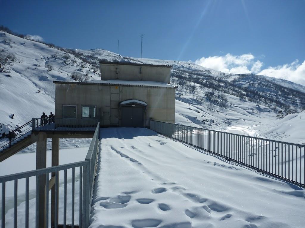 Guthega Shaft in winter