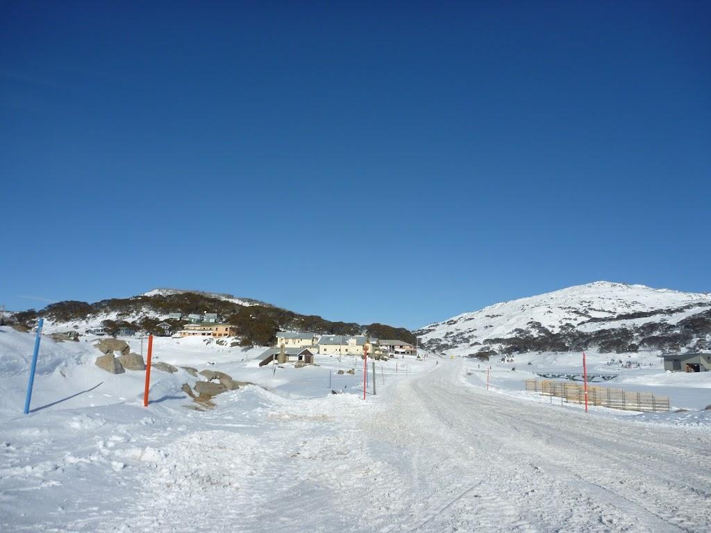 Kosciuszko in Winter