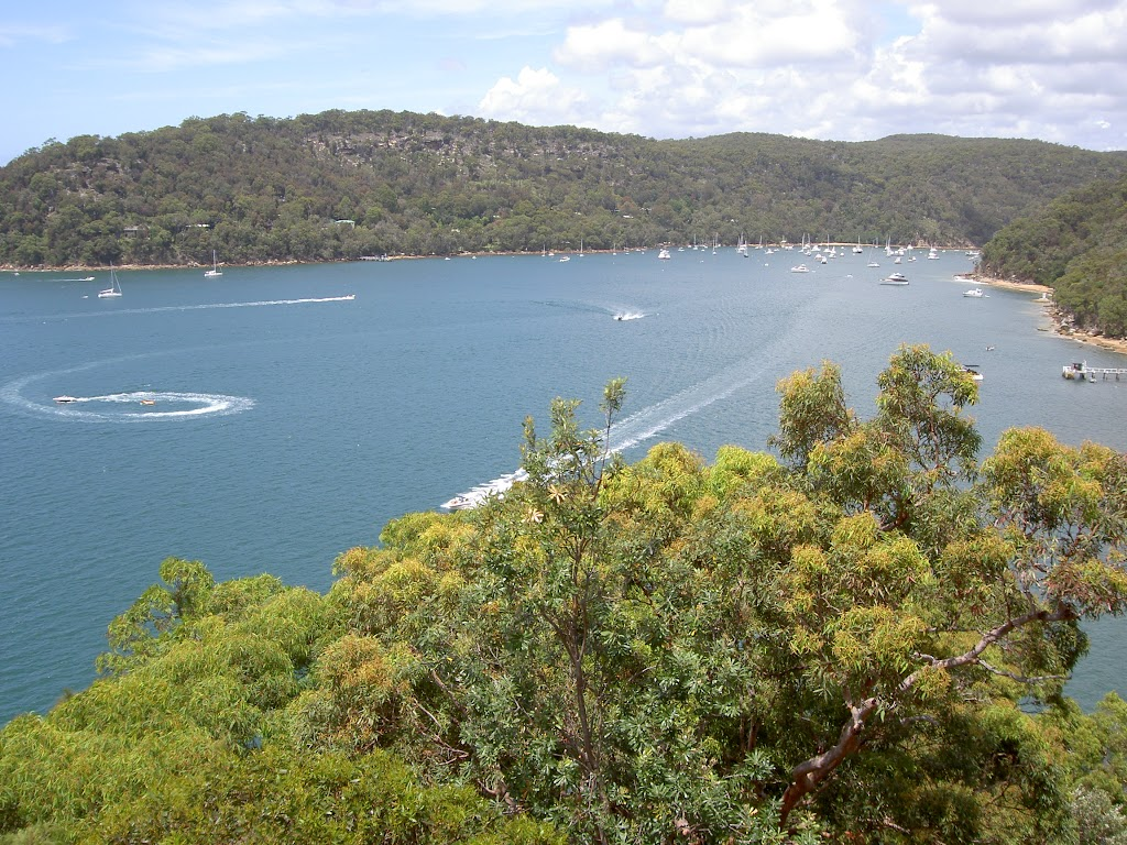 View over Pittwater (29966)