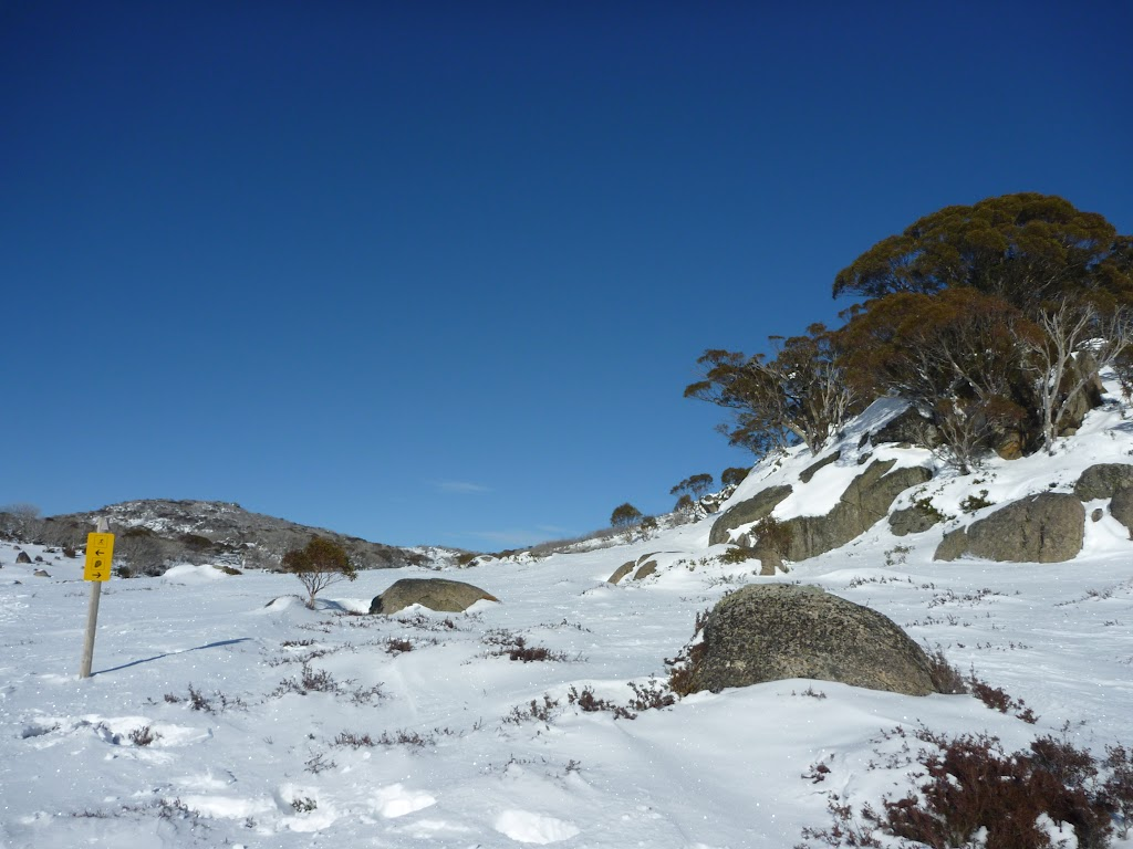 Rock Creek snowshoe walk