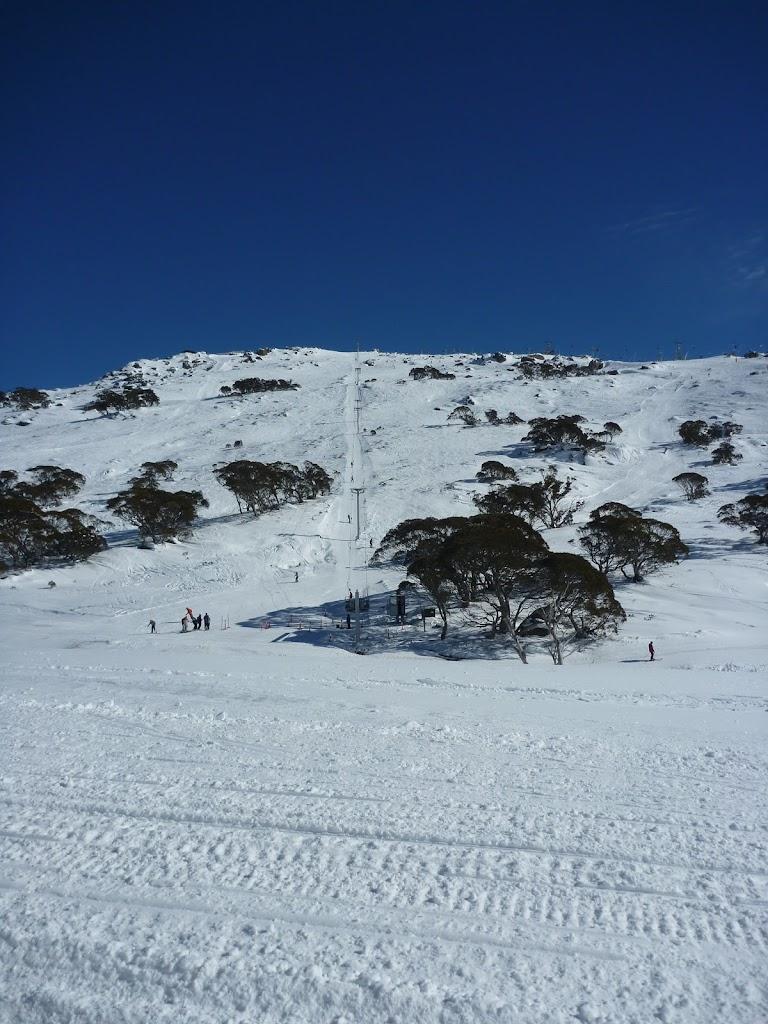 Looking across the ski fields (300391)