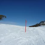 Ridge on Kosciuszko Road in winter (300451)