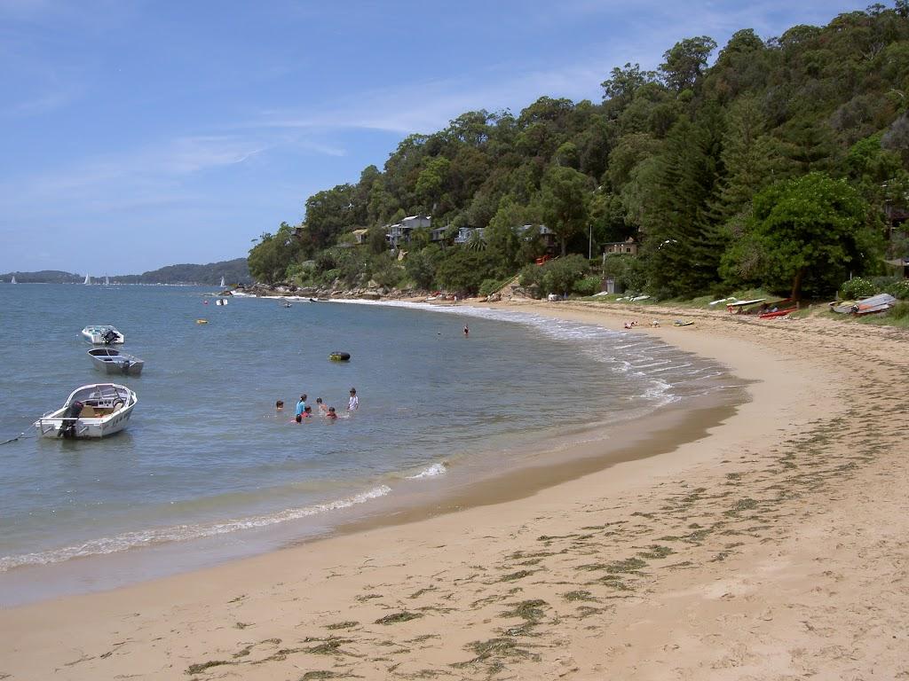 South end of Mackerel Beach