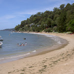 South end of Mackerel Beach (30107)