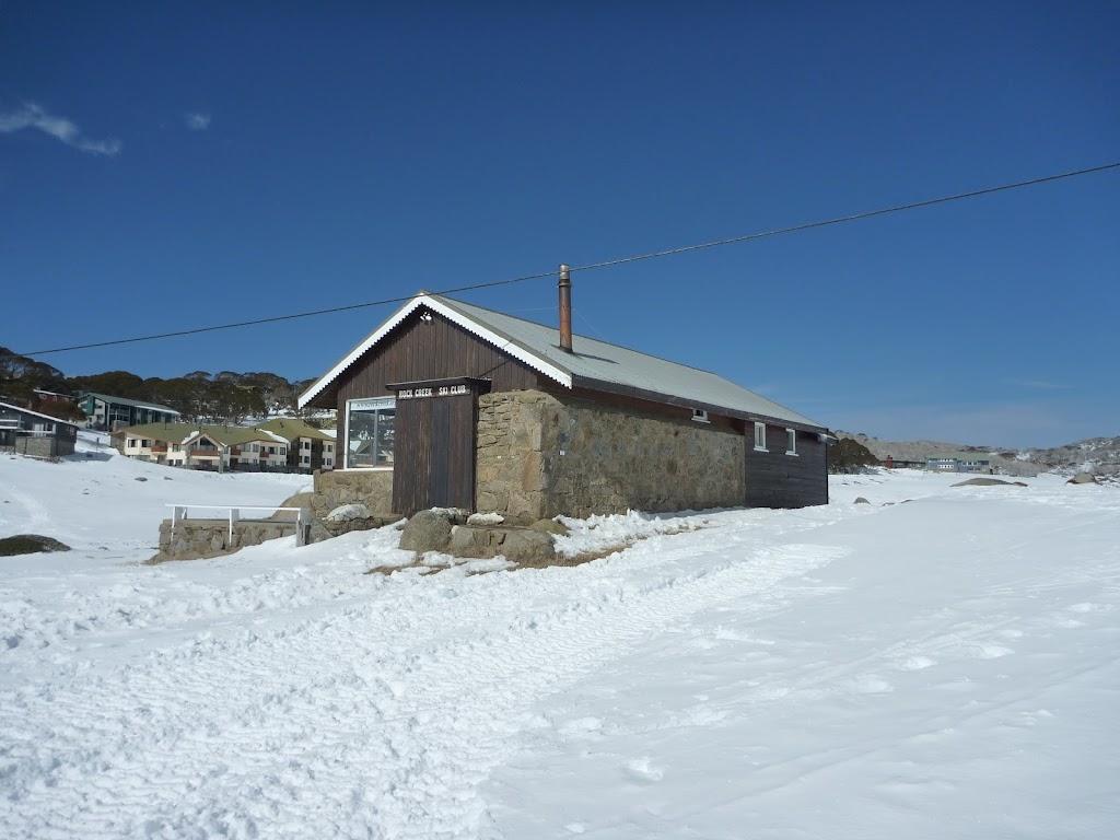 Rock Creek Ski Lodge