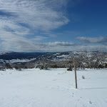 One of the views down Perisher Creek Valley