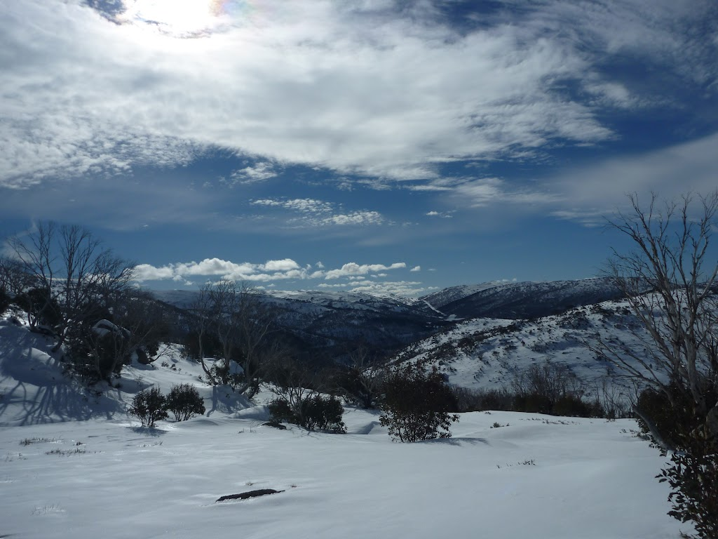 Perisher Creek Valley View