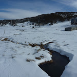 Passing a creek in Perisher Valley (302110)