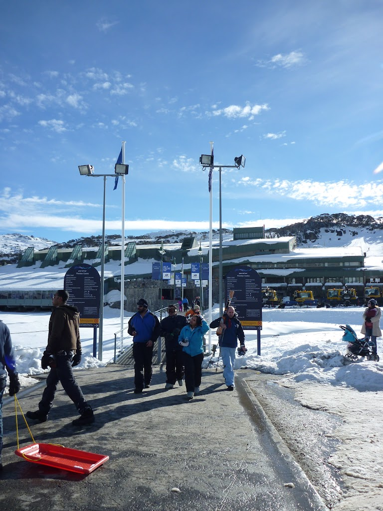 Perisher Centre