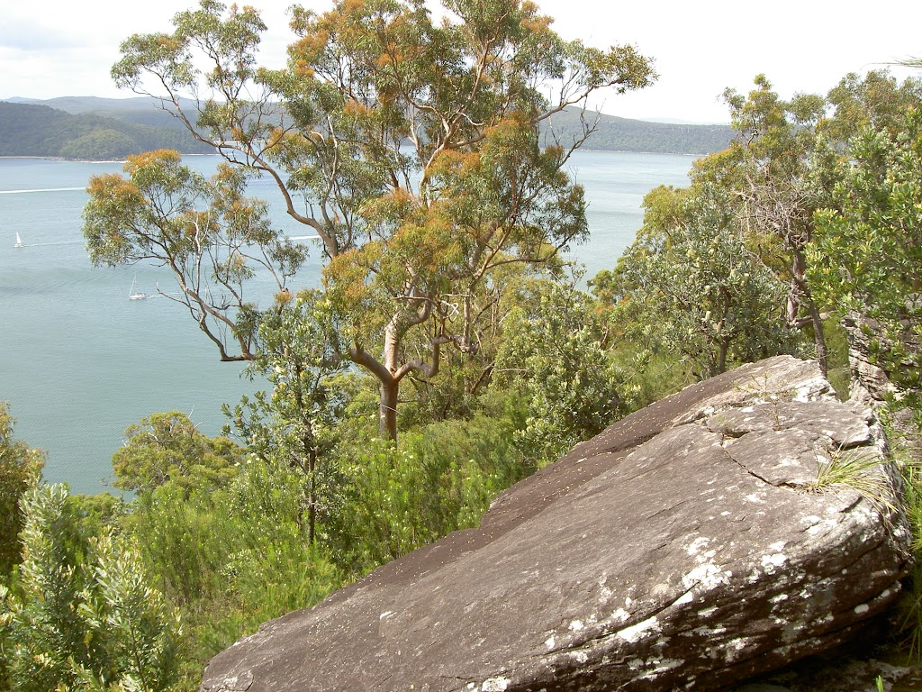 Views over the Hawkesbury River