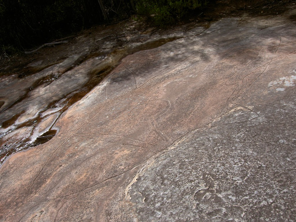 Aboriginal Engravings (30440)
