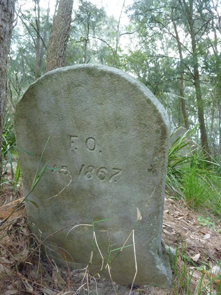 Fredericks Grave Site