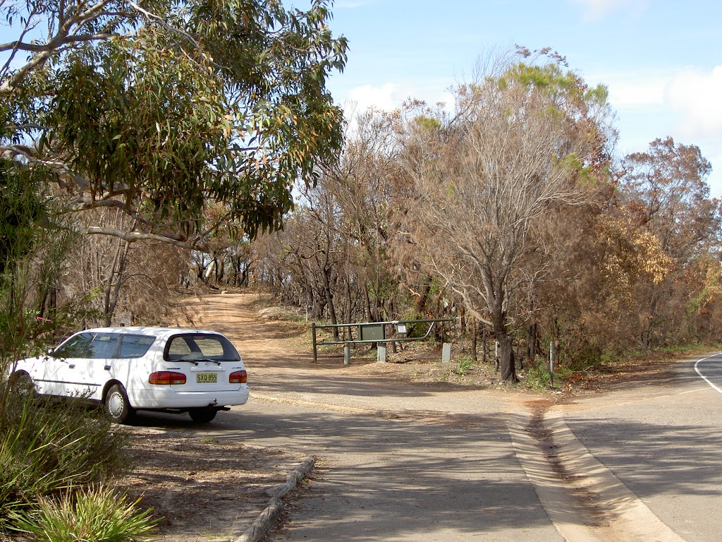 The Basin Track Carpark (30602)
