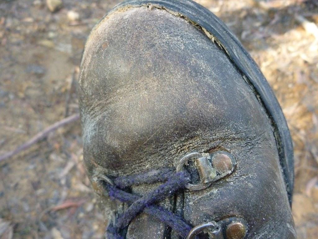 Boots a bit muddy :) (307418)