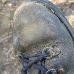 Boots a bit muddy :)