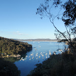 View over the Pittwater from Lovetts Pools (308057)