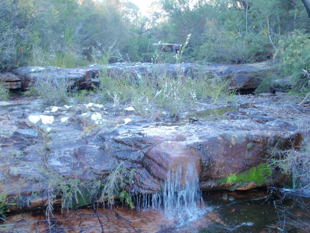 Small cascade at Lovetts Pools