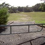Oval above top carpark Wattamola (30850)