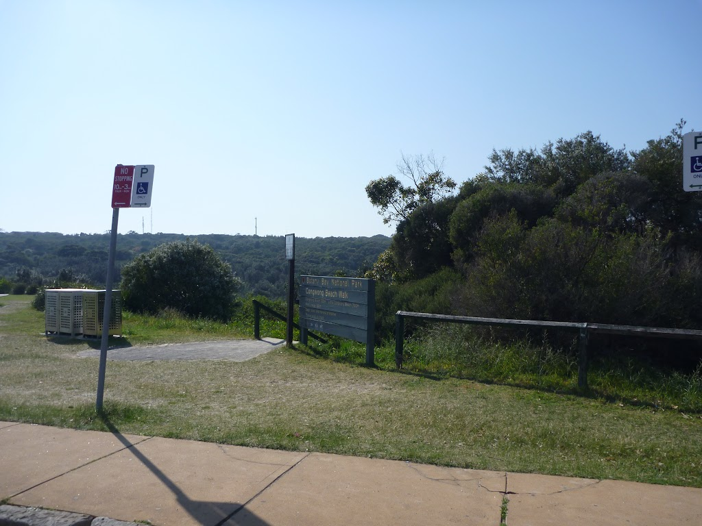 Southern end of Cann Park, near La Perouse
