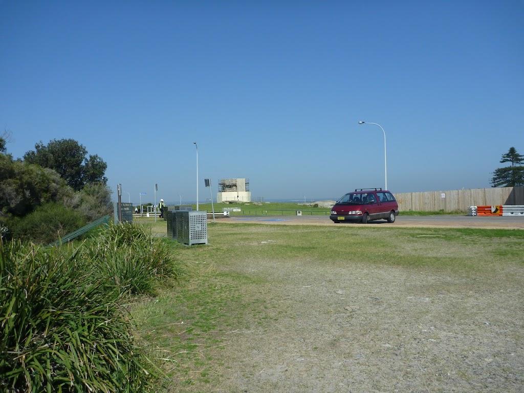 Southern end of Cann Park, La Perouse